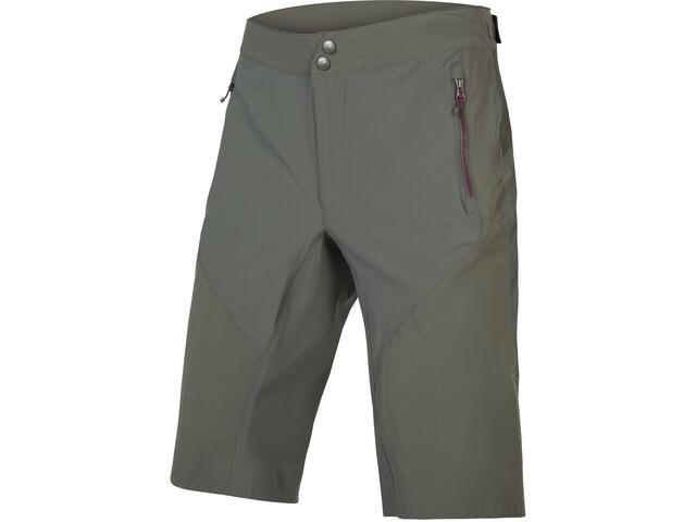 Endura MTR II Short ample Homme, khaki